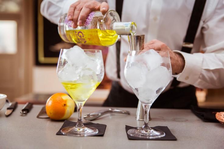 Gin Tonic KARKOM