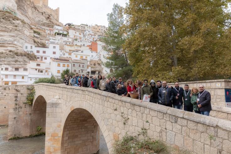 III Jornadas de Azafrán Karkom en Alcalá del Júcar