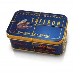 Saffron select Al-Jucar tin 28,4 gr