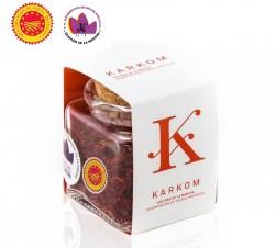 Saffron D.O.karkom jar 5 gr