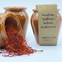 orza azafrán español 1 gr